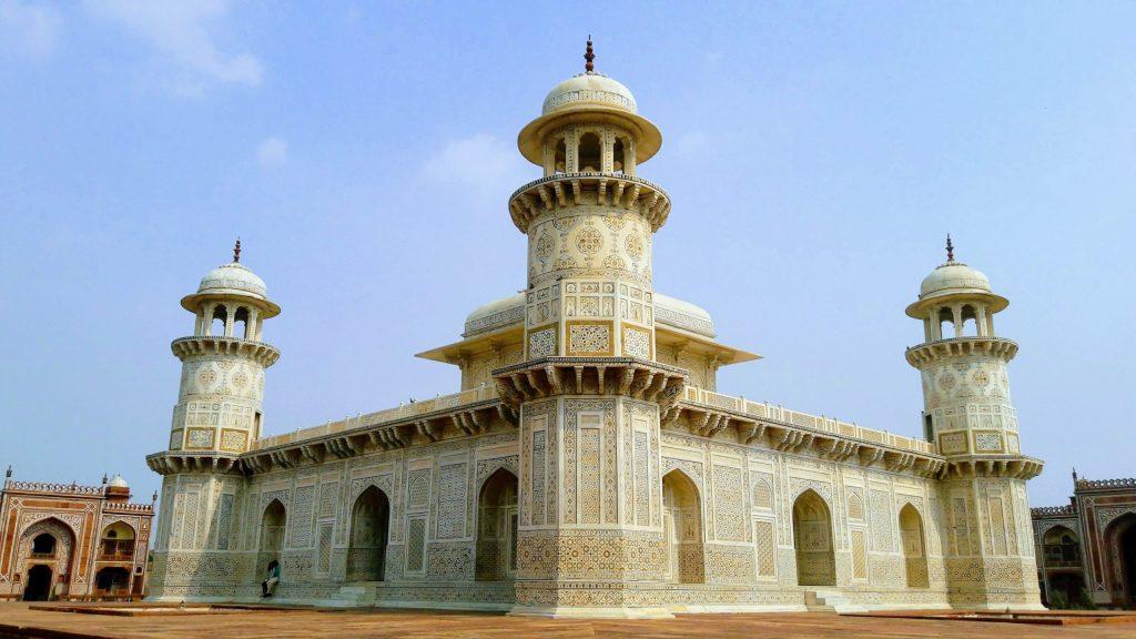 Itmad Ud Daulah's Tomb
