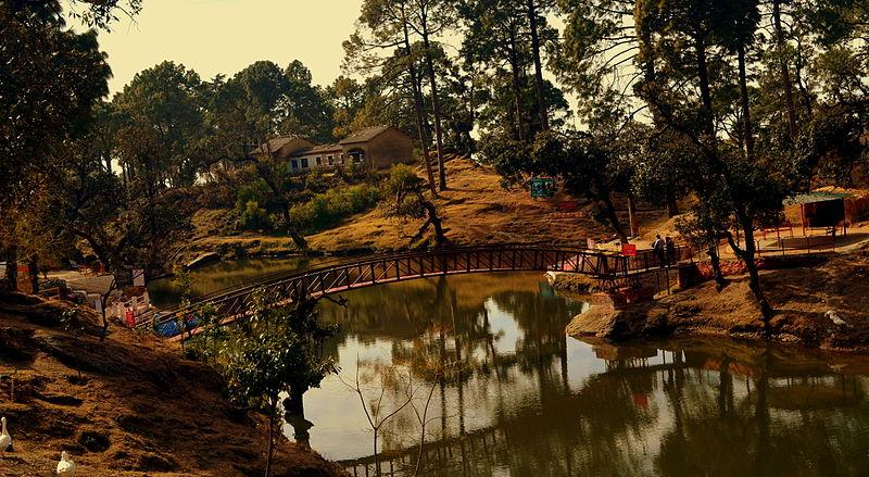 Bhulla Lake lansdowne