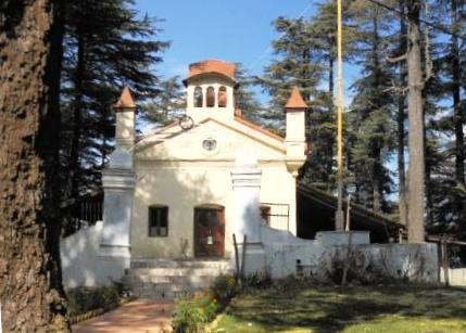 Gurudwara Sahib chail
