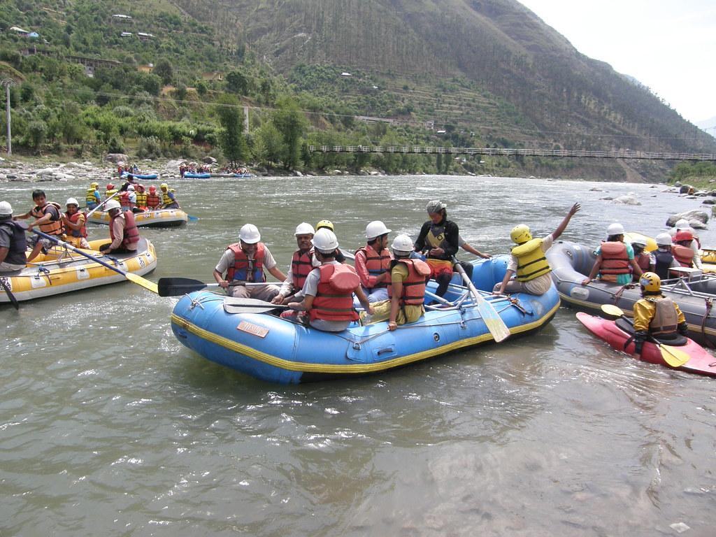 River Rafting Shimla
