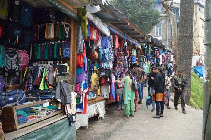 Tibetan Market Nainital