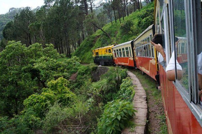 Toy Train Kasauli