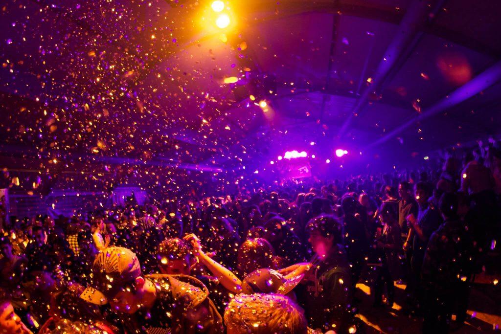 Bangalore New Year Celebration 2020