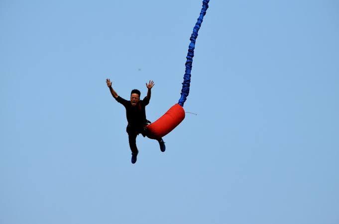Bungee Jumping Lonavala