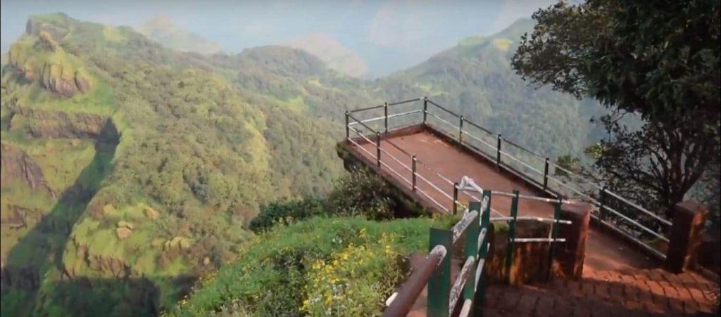 Connaught Peak Mahabaleshwar