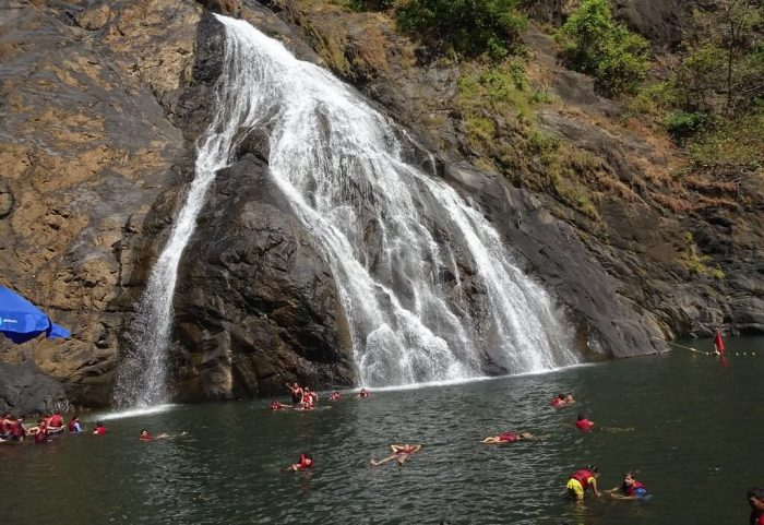 Dudhsagar Falls Nashik