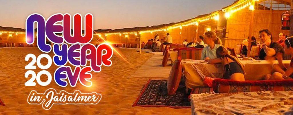 Jaisalmer New Year 2020