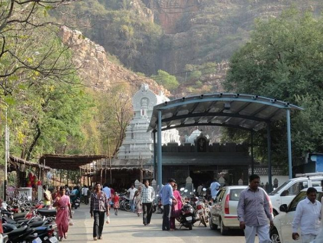 Kapileswara temple nashik