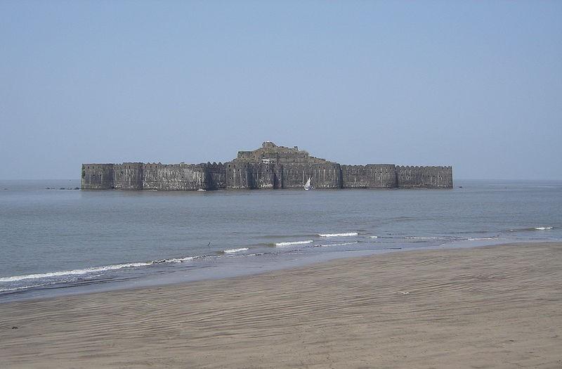 Murud Janjira Beach