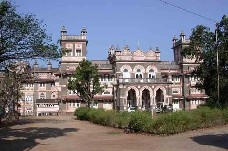 Nawab Palace Murud
