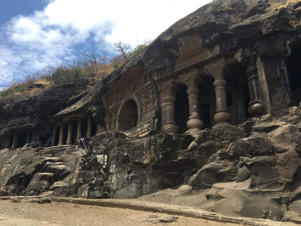Pandavleni Caves Nashik