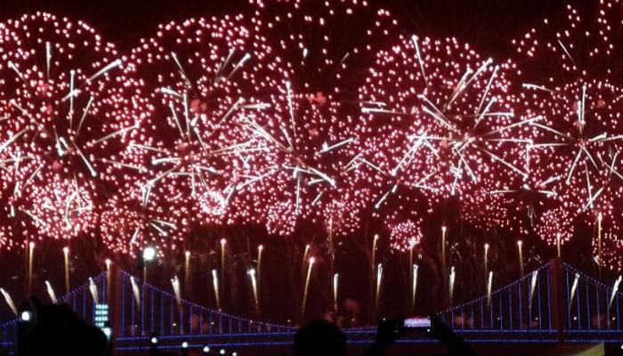 Pondicherry New Year Celebration 2020