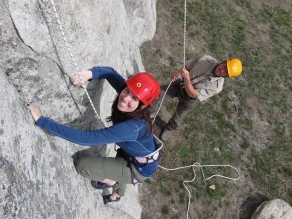 Rock Climbing Matheran Tourism
