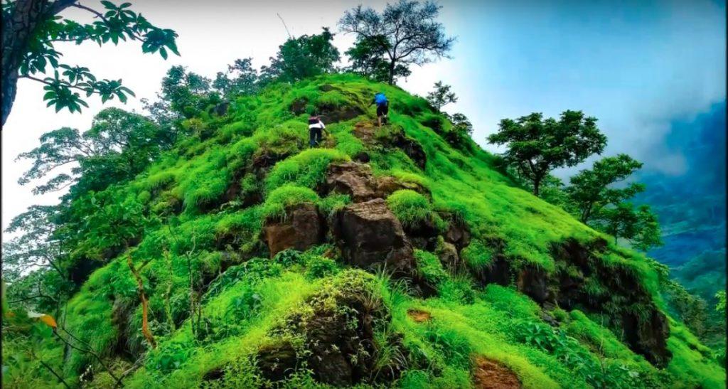 Shivaji Ladder Matheran