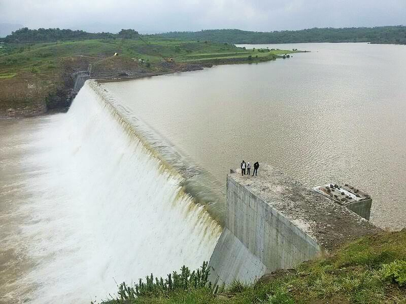pimpalgaon joga dam tourism