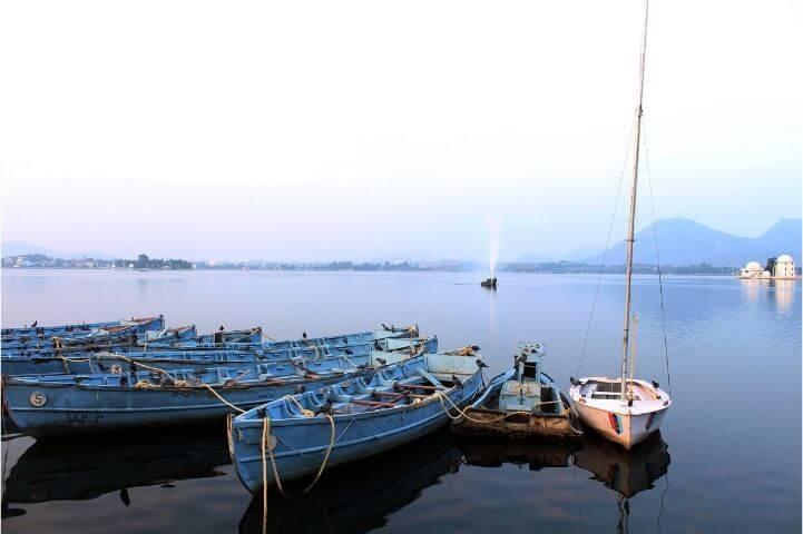 Fatah Sagar Lake