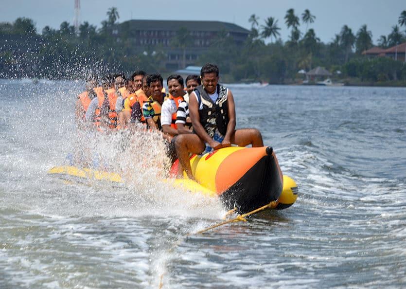 Adventure in Andaman island