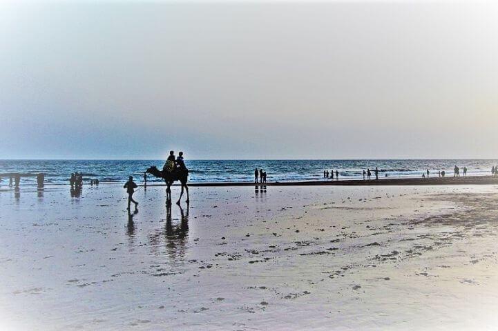 Mandvi Beach 2020