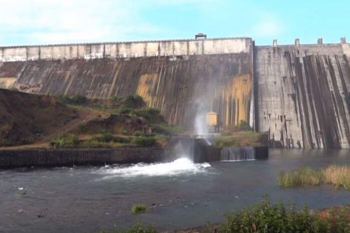 Temghar Dam 2020
